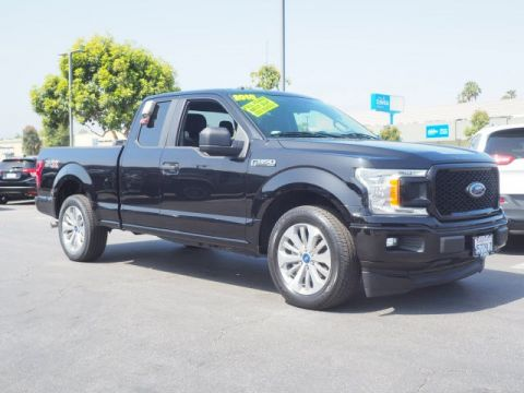 Pre-Owned 2018 Ford F-150 Super Cab