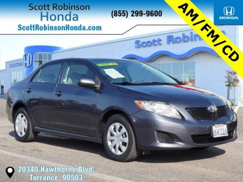 Pre-Owned 2010 Toyota Corolla LE 4D Sedan