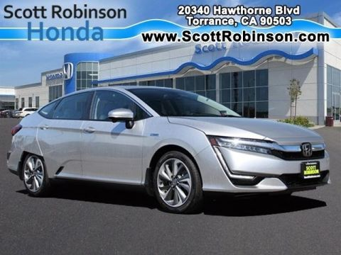 New 2019 Honda Clarity Plug-In Hybrid Base 4D Sedan